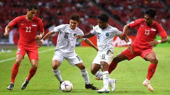 Cầu thủ Đông Timor 22 tuổi... dự Giải U15 Đông Nam Á 2019? - Ảnh 3.