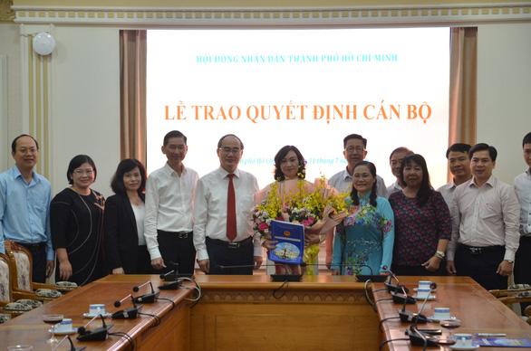Phê chuẩn kết quả bầu Phó chủ tịch HĐND TP.HCM Phan Thị Thắng - Ảnh 1.