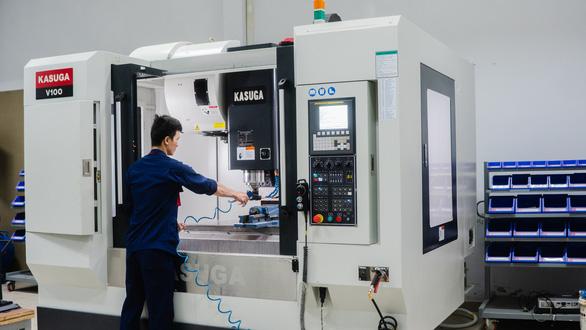 Đại học Duy Tân mạnh tay đầu tư cơ sở vật chất - Ảnh 10.