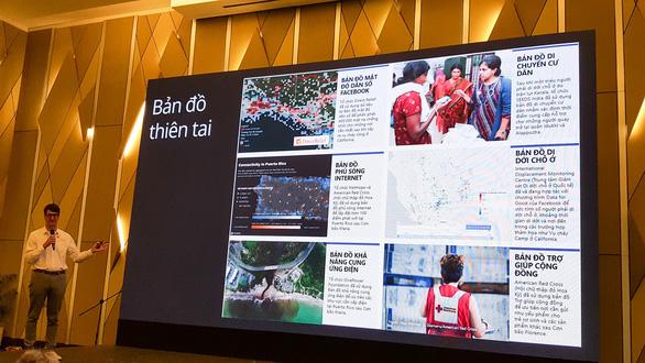 Facebook hợp tác cùng Đà Nẵng ứng phó thiên tai - Ảnh 1.