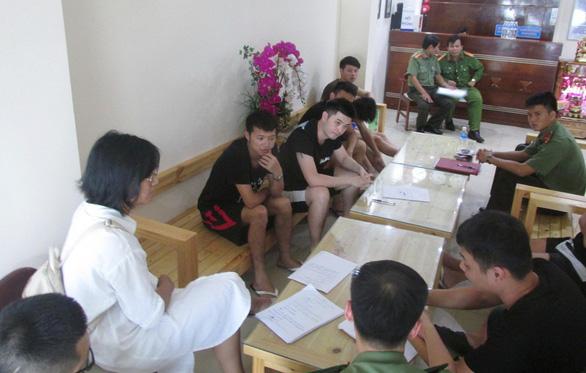 Tội phạm Trung Quốc gia tăng tại Việt Nam - Ảnh 1.