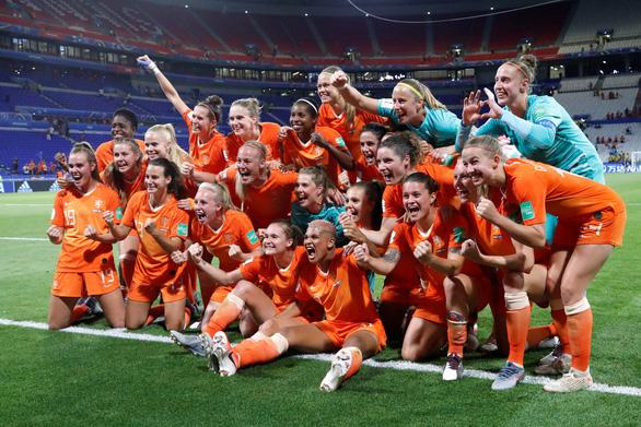 Đánh bại Thụy Điển, tuyển nữ Hà Lan lần đầu vào chung kết World Cup - Ảnh 2.