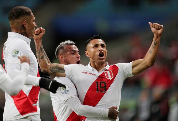 Hủy diệt Chile, Peru lần đầu vào chung kết Copa America sau 44 năm - Ảnh 1.