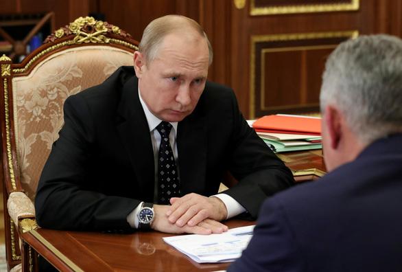 Tổng thống Putin xác nhận tàu ngầm bốc cháy là tàu ngầm hạt nhân - Ảnh 1.