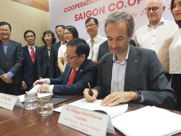Saigon Co.op tiếp quản Auchan Retail Việt Nam như thế nào? - Ảnh 2.