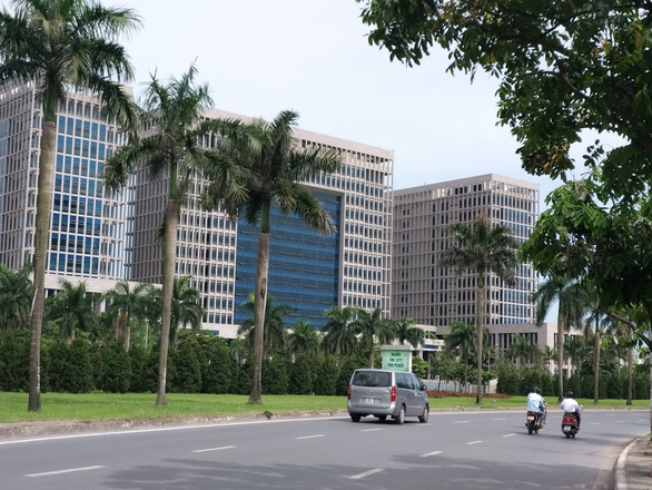 Bộ Ngoại giao xin cơ chế cứu trụ sở 4.000 tỉ chậm tiến độ - Ảnh 2.