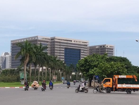 Bộ Ngoại giao xin cơ chế cứu trụ sở 4.000 tỉ chậm tiến độ - Ảnh 1.