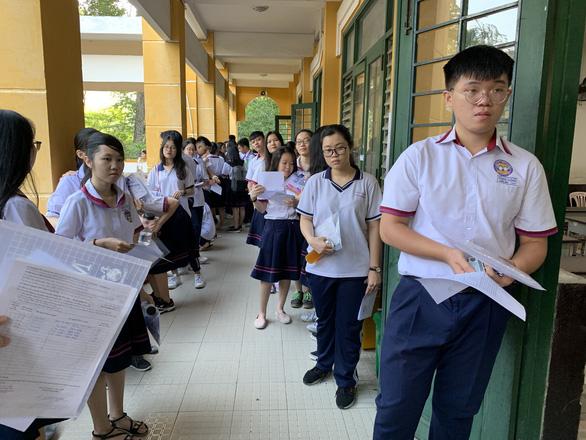 Các trường phải công bố đề án tuyển sinh cập nhật chậm nhất ngày 10-7 - Ảnh 1.