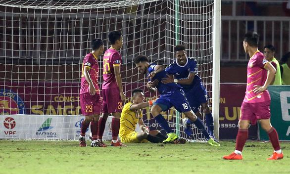 Chấp Anh Đức, B.Bình Dương vẫn thắng Sài Gòn để vào bán kết Cúp quốc gia 2019 - Ảnh 1.