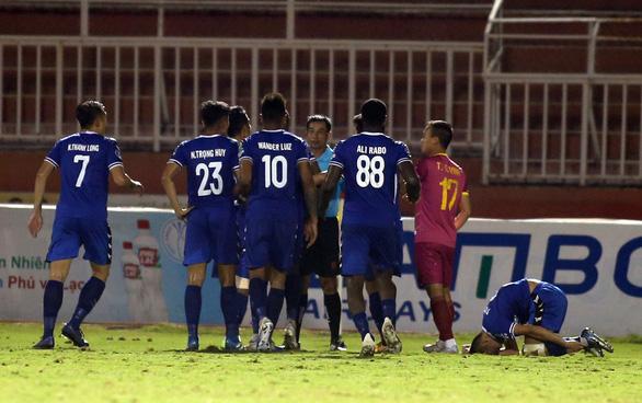 Chấp Anh Đức, B.Bình Dương vẫn thắng Sài Gòn để vào bán kết Cúp quốc gia 2019 - Ảnh 4.