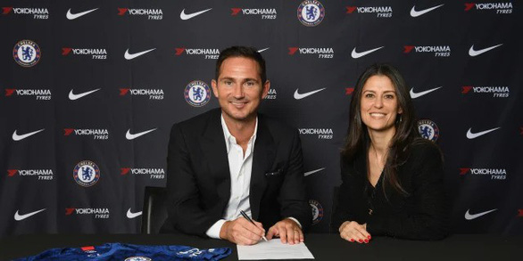 Lampard chính thức trở thành HLV trưởng của Chelsea - Ảnh 1.