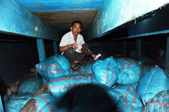 Không xuất được mực khô sang Trung Quốc, tỉnh Quảng Nam cầu cứu các Bộ - Ảnh 2.