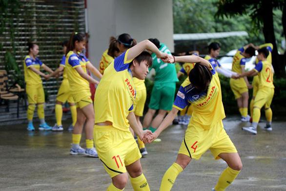 Đội tuyển nữ quốc gia tập trung, chuẩn bị chinh phục HCV Đông Nam Á - Ảnh 1.