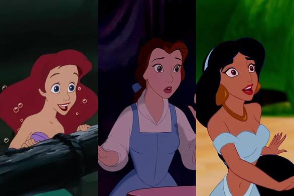 Lần đầu tiên Disney có một nàng tiên cá da màu, đó là Halle Bailey - Ảnh 2.