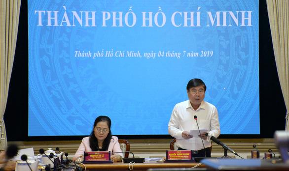 TP.HCM kiến nghị Thủ tướng cho TP cơ chế đặc thù về bồi thường, bàn giao mặt bằng - Ảnh 1.