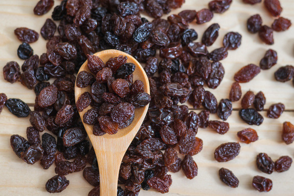 Nho khô - Một thực phẩm tốt cho sức khỏe - Ảnh 1.