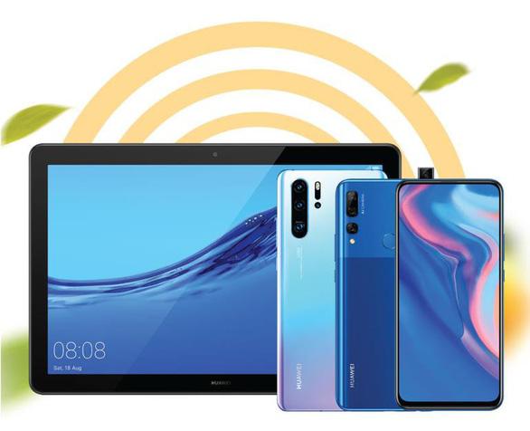 Đón sinh nhật Thế giới Di động với hàng loạt ưu đãi từ Huawei - Ảnh 1.