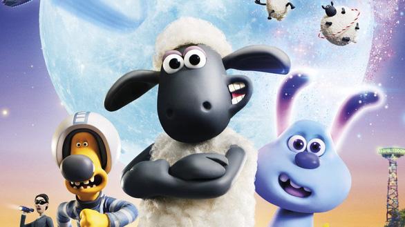 Shaun the Sheep trở lại, có cả người ngoài hành tinh? - Ảnh 1.