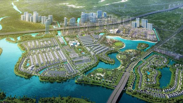 Chính thức ra mắt dự án Vinhomes Grand Park - Ảnh 1.