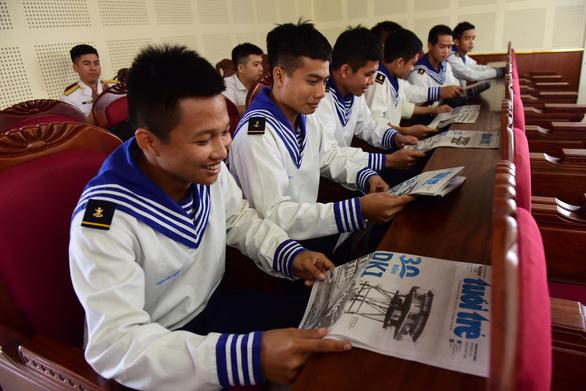 Tiểu đoàn DK1 đón nhận Huân chương Bảo vệ Tổ quốc hạng Nhì - Ảnh 2.