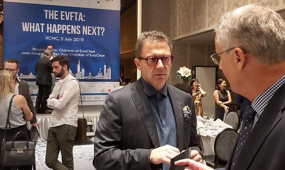 Eurocham muốn EVFTA được phổ biến kỹ đến 63 tỉnh, thành Việt Nam - Ảnh 1.