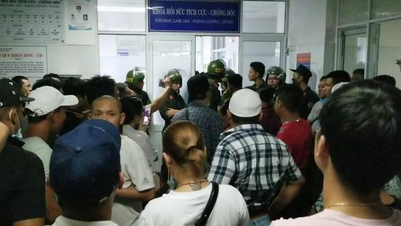 Bị can nhập viện ở Đà Nẵng: Chưa phát hiện dấu vết ngoại lực - Ảnh 1.