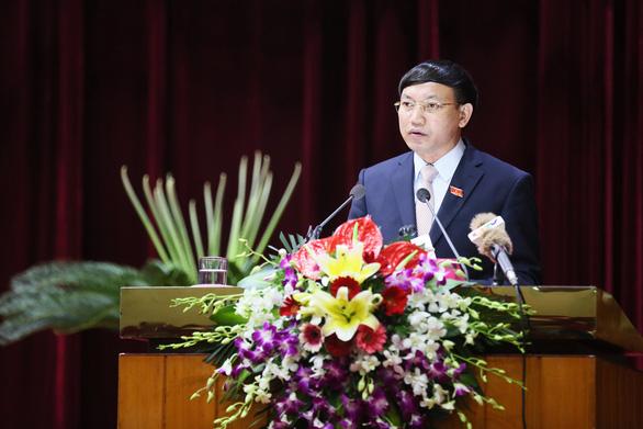 Phó chủ tịch UBND tỉnh Quảng Ninh được bầu làm tân chủ tịch tỉnh - Ảnh 2.