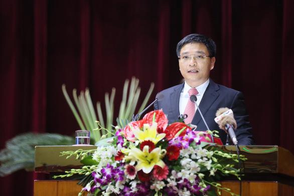Phó chủ tịch UBND tỉnh Quảng Ninh được bầu làm tân chủ tịch tỉnh - Ảnh 1.