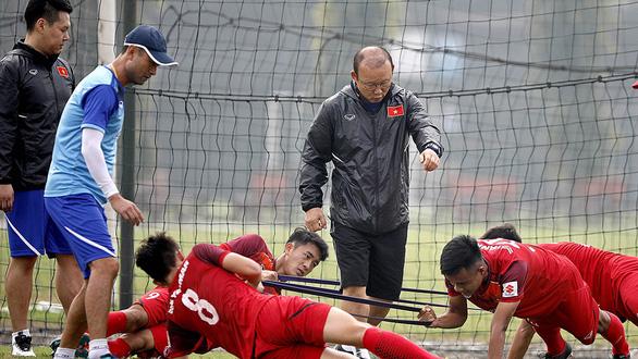 Tập trung đội tuyển bóng đá U23 VN: Cách làm mới của HLV Park Hang Seo - Ảnh 1.