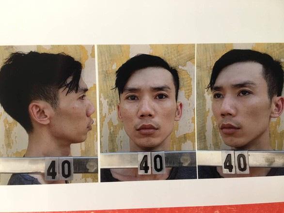 Bắt Huy nấm độc - nghi phạm trốn khỏi nhà tạm giữ Công an tỉnh Bình Thuận - Ảnh 1.