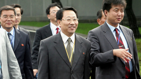 Triều Tiên chọn cựu đại sứ tại Việt Nam làm trưởng đoàn đàm phán hạt nhân? - Ảnh 1.