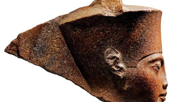 Cairo giận dữ khi nhà Christie's bán đầu tượng vua Ai Cập 6 triệu USD - Ảnh 2.