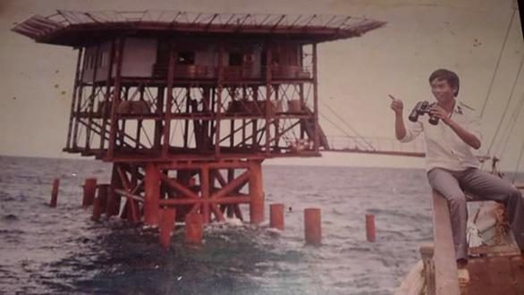 DK1 - 30 năm thành đồng trên biển - Kỳ 2: Ba nhà giàn đầu tiên - Ảnh 3.