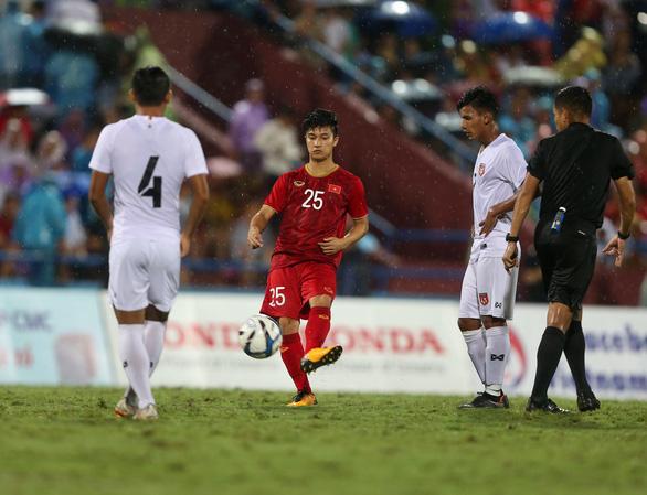 HLV Park Hang Seo công bố 18 cầu thủ tuyển U23 Việt Nam - Ảnh 1.