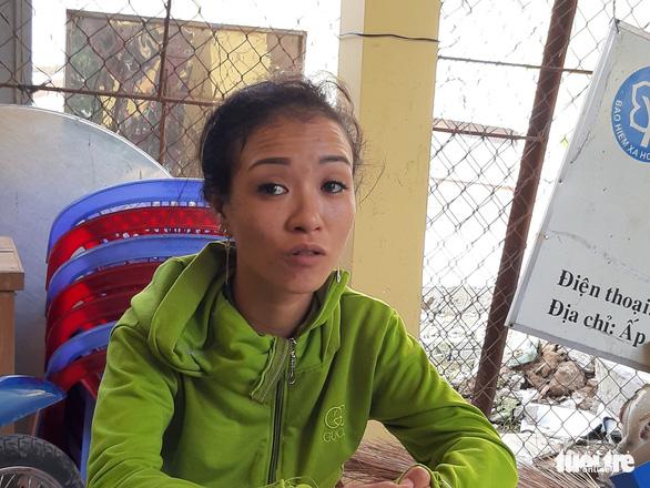 Nữ quái 28 tuổi trộm dạo từ điện thoại đến xe máy ở nhiều tỉnh miền Tây - Ảnh 1.