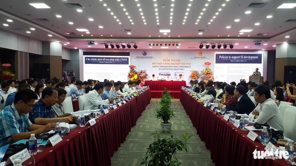 Công nghiệp hỗ trợ giúp kinh tế Việt Nam phát triển bền vững - Ảnh 1.