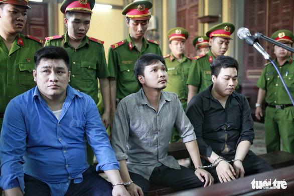 Y án tử hình Tài mụn đâm chết 2 hiệp sĩ đường phố - Ảnh 1.