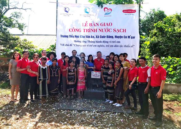 Dai-ichi Việt Nam phát động chương trình gây quỹ hỗ trợ cộng đồng - Ảnh 2.