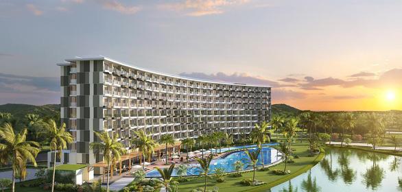 Mua 1 sở hữu 2 condotel dự án Movenpick Resort Waverly Phú Quốc - Ảnh 1.