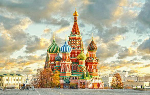 Du lịch Nga mùa thu vàng, giá trọn gói từ 42,9 triệu đồng  - Ảnh 1.