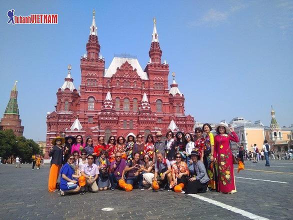Du lịch Nga mùa thu vàng, giá trọn gói từ 42,9 triệu đồng  - Ảnh 2.