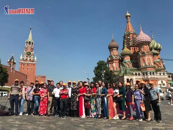 Du lịch Nga mùa thu vàng, giá trọn gói từ 42,9 triệu đồng  - Ảnh 3.
