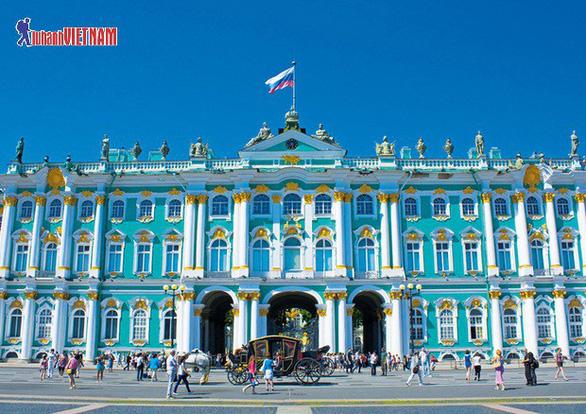 Du lịch Nga mùa thu vàng, giá trọn gói từ 42,9 triệu đồng  - Ảnh 4.