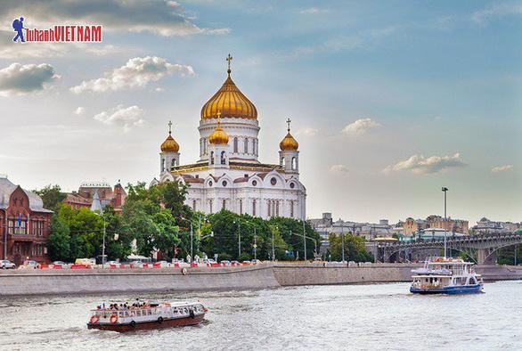 Du lịch Nga mùa thu vàng, giá trọn gói từ 42,9 triệu đồng  - Ảnh 5.
