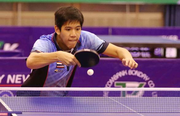 Thái Lan thống trị nội dung đồng đội Cây vợt vàng 2019 - Ảnh 2.