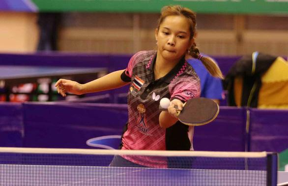 Thái Lan thống trị nội dung đồng đội Cây vợt vàng 2019 - Ảnh 1.