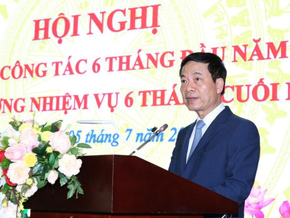 Bộ trưởng Nguyễn Mạnh Hùng yêu cầu Viettel, Vingroup và FPT nghiên cứu làm thiết bị 5G - Ảnh 1.