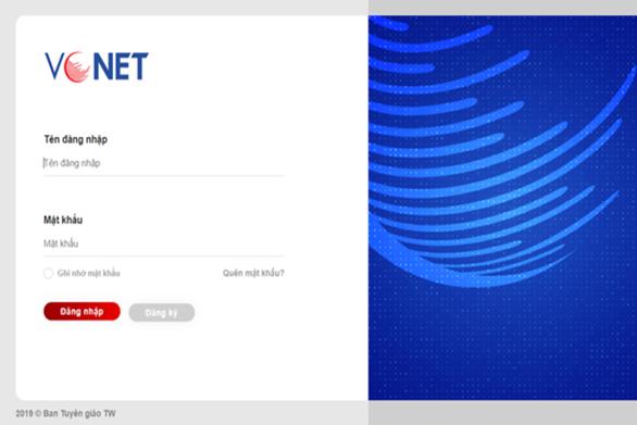 Mạng xã hội VCNET có nhiều tính năng như mạng xã hội khác - Ảnh 2.