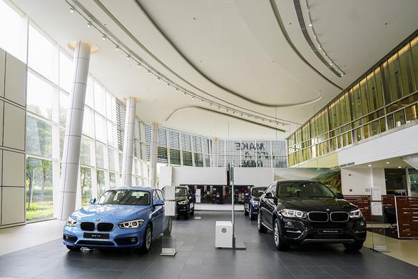 Loạt mẫu xe BMW hoàn toàn mới, được Thaco trình làng tại Việt Nam - Ảnh 3.