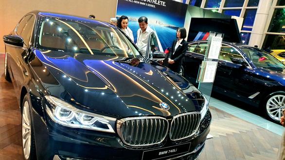 Loạt mẫu xe BMW hoàn toàn mới, được Thaco trình làng tại Việt Nam - Ảnh 2.